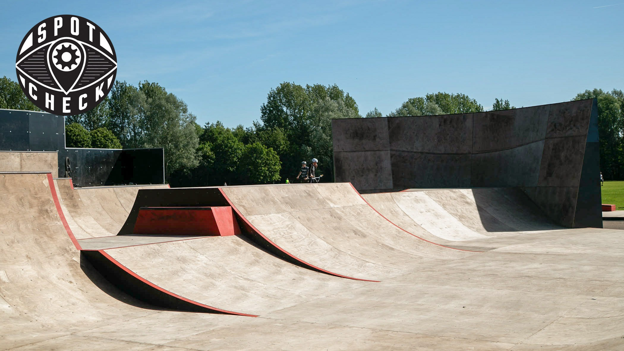 SPOT CHECK: Banbury Skatepark - Spiceball Park