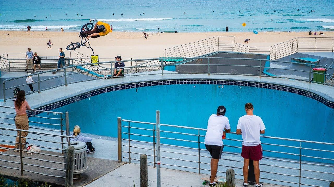 ODYSSEY BMX: Tourism Bureau Australia