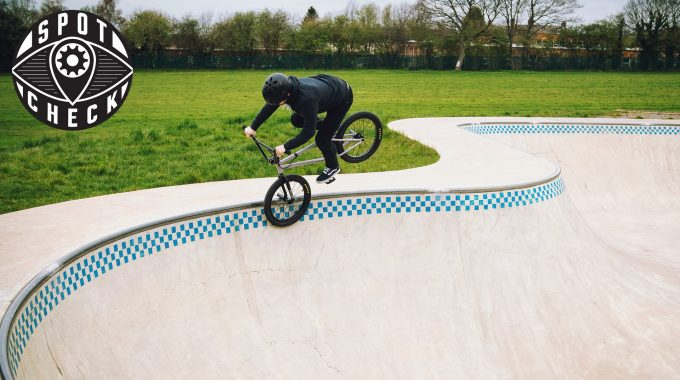 SPOT CHECK: Measham Skatepark