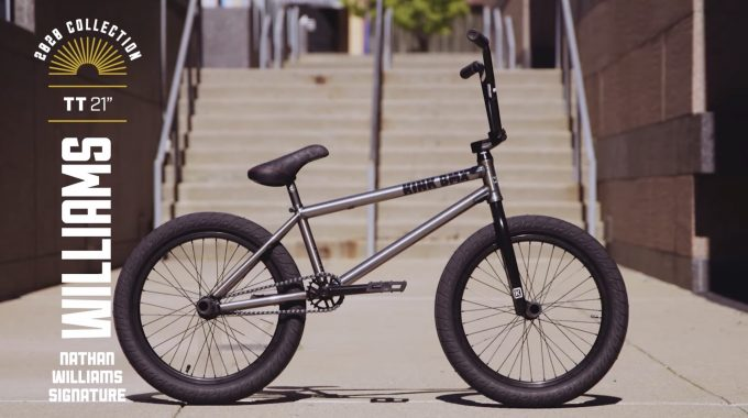 KINK BMX: Williams 2020 Complete Bike