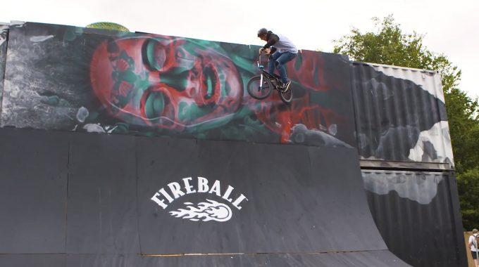 NASS 2019: Wallride Jam Highlights