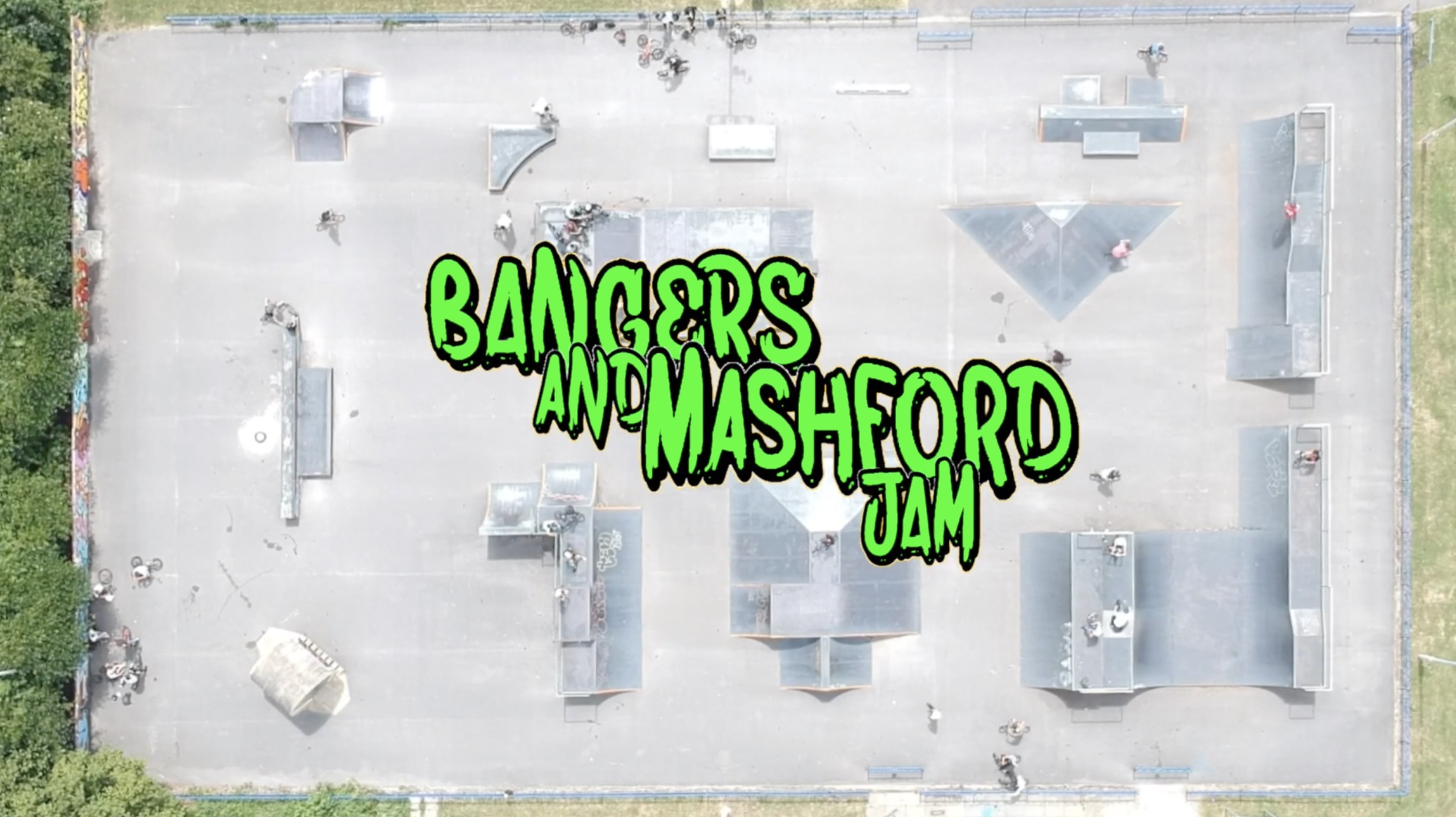 BANGERS AND MASHFORD JAM: July 2019 Jam Edit