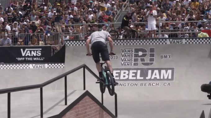 VANS REBEL JAM: Finals - Huntington Beach 2019