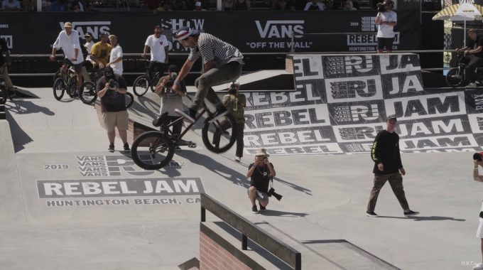 VANS REBEL JAM: Best Trick - Huntington Beach 2019