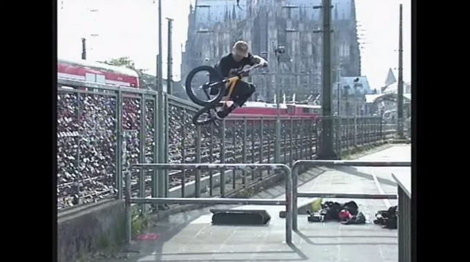WETHEPEOPLE BMX: Felix Prangenberg - Pathfinder 2020