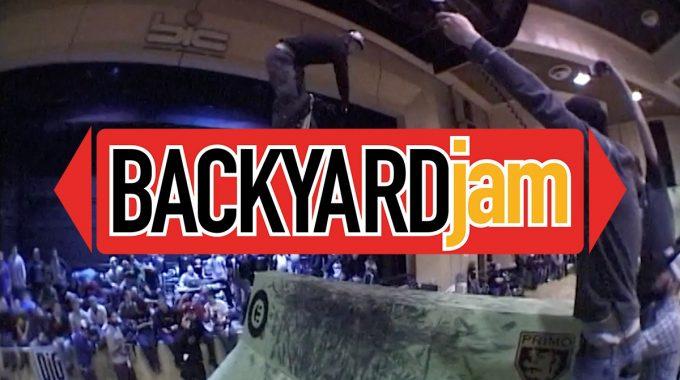 BACKYARD JAM: 2019 Dates Announced