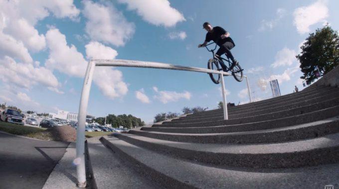 KINK BMX: Dan Coller's Contender Frame