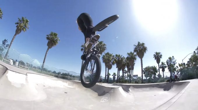 VANS BMX: Angie Marino - Welcome to the Family