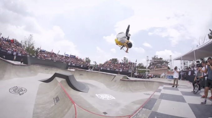 VANS BMX PRO CUP: Highlights & Results - Mexico City 2019