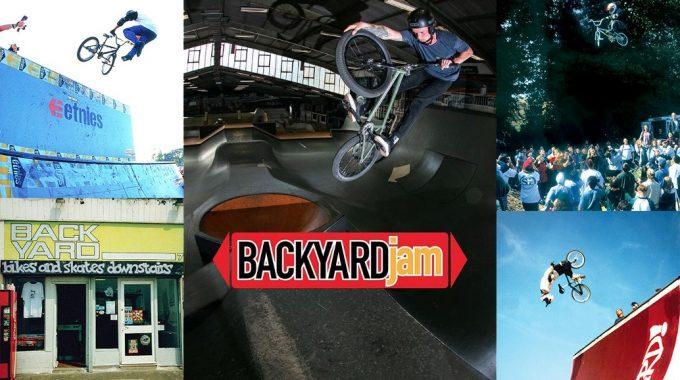 BACKYARD JAM 2019: Looking Forward, Looking Back