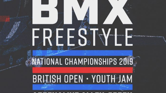 INCOMING: British National Champs 2019 & British Open C1 Event