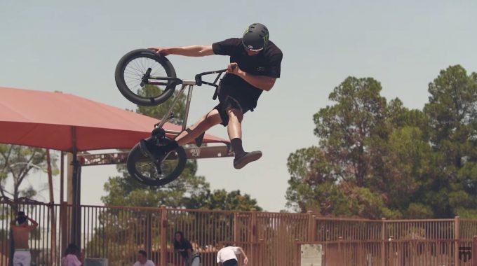 MONGOOSE BMX: Kevin Peraza - Heritage Series
