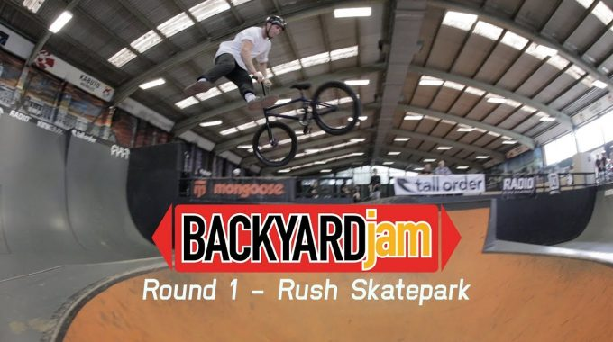 BACKYARD JAM 2019: R1 Rush Skatepark - Highlights & Results
