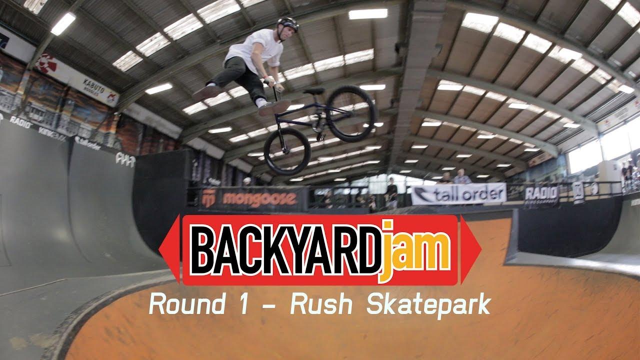 BACKYARD JAM 2019: R1 Rush Skatepark - Highlights & Results