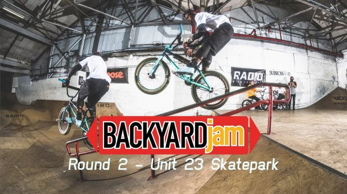 BACKYARD JAM 2019: R2 Unit 23 Skatepark - Highlights & Results