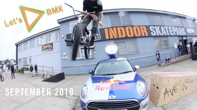 ENTITY BMX SHOP: Let's Play BMX Jam - Sept 2019