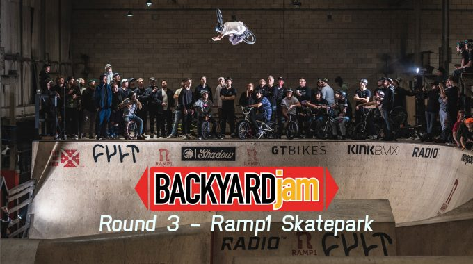 BACKYARD JAM 2019: R3 Ramp1 recap video