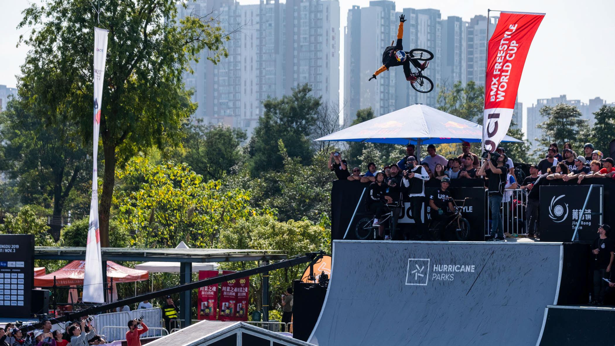 GALLERY: FISE Chengdu 2019