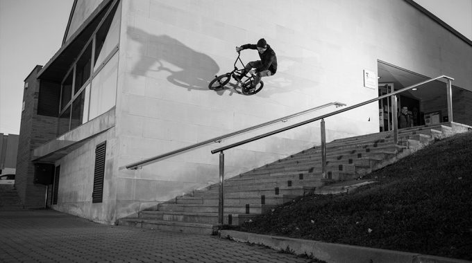 FEDERAL BIKES: FTS - Bruno Hoffmann Part
