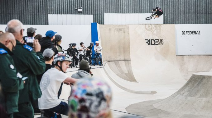 BACKYARD JAM: R4 The Asylum Skatepark - Gallery & Results