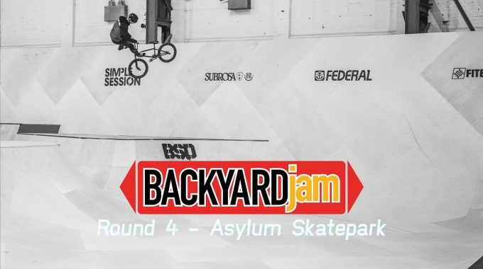 BACKYARD JAM 2019: R4 Asylum Video Highlights