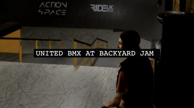 UNITED BMX: We Went to Backyard Jam