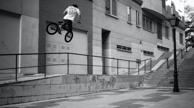 FEDERAL BIKES: FTS - Joe Jarvis part