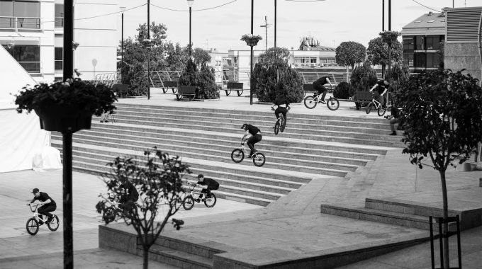 FEDERAL BIKES: Dan Lacey FTS part
