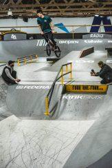 Joe Jarvis, uprail over hard 360
