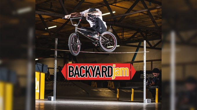BACKYARD JAM 2019: High Hop Contest | Series Final @ Adrenaline Alley