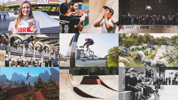 2019 HIGHLIGHTS: 9 Great Things That Happened for UK BMX