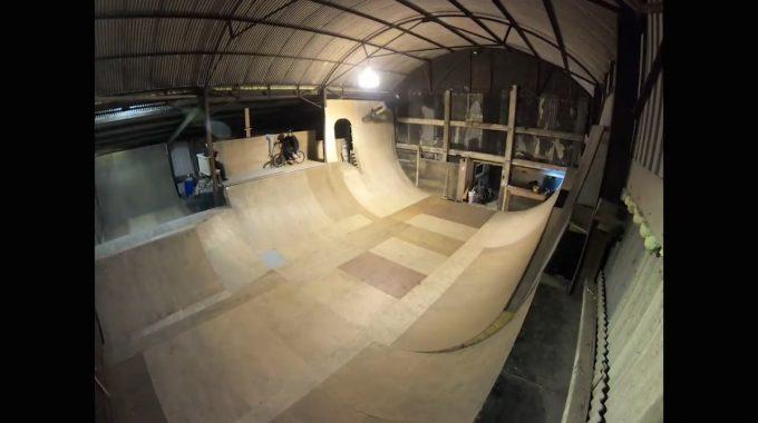G.Y.P.O BMX: The Barn