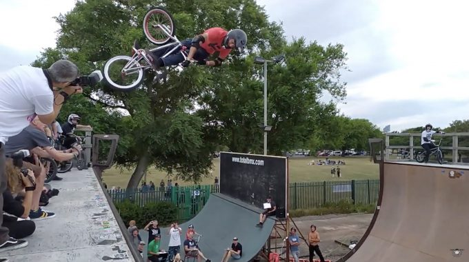 UK BMX VERT SERIES: 2019 Highlights