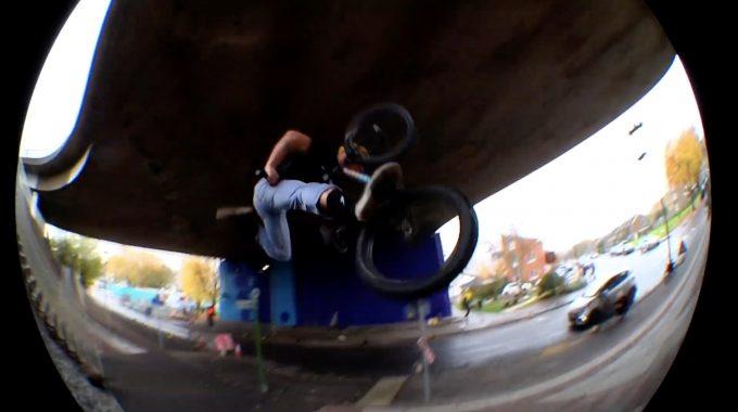 SOUTH COAST BMX: Zac Gatt - Laters
