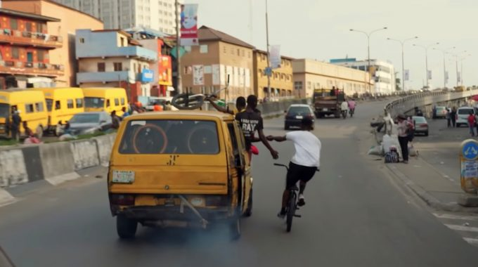 COURAGE ADAMS: Encouraged - BMX in Nigeria