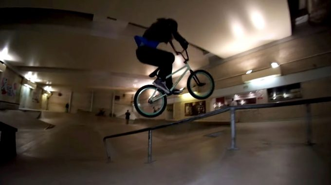 UNITED BIKE CO: Jack Dumper – Crucial x United