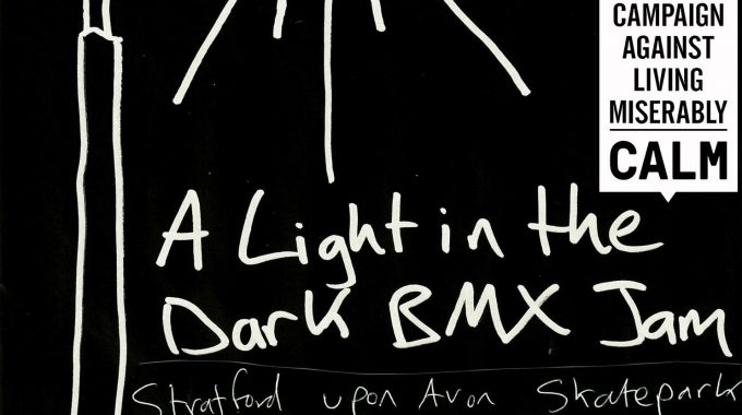 LIGHT IN THE DARK JAM: 22nd Feb - Stratford-upon-Avon