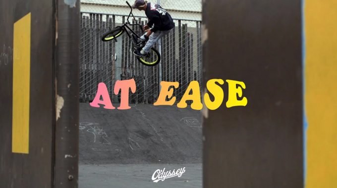 ODYSSEY BMX: At Ease