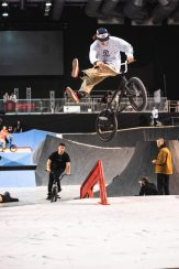 Anthony Perrin, uprail to no footed can