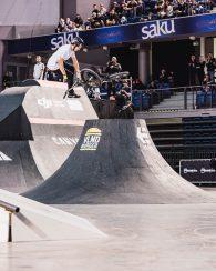 Max Orsini, bike flip