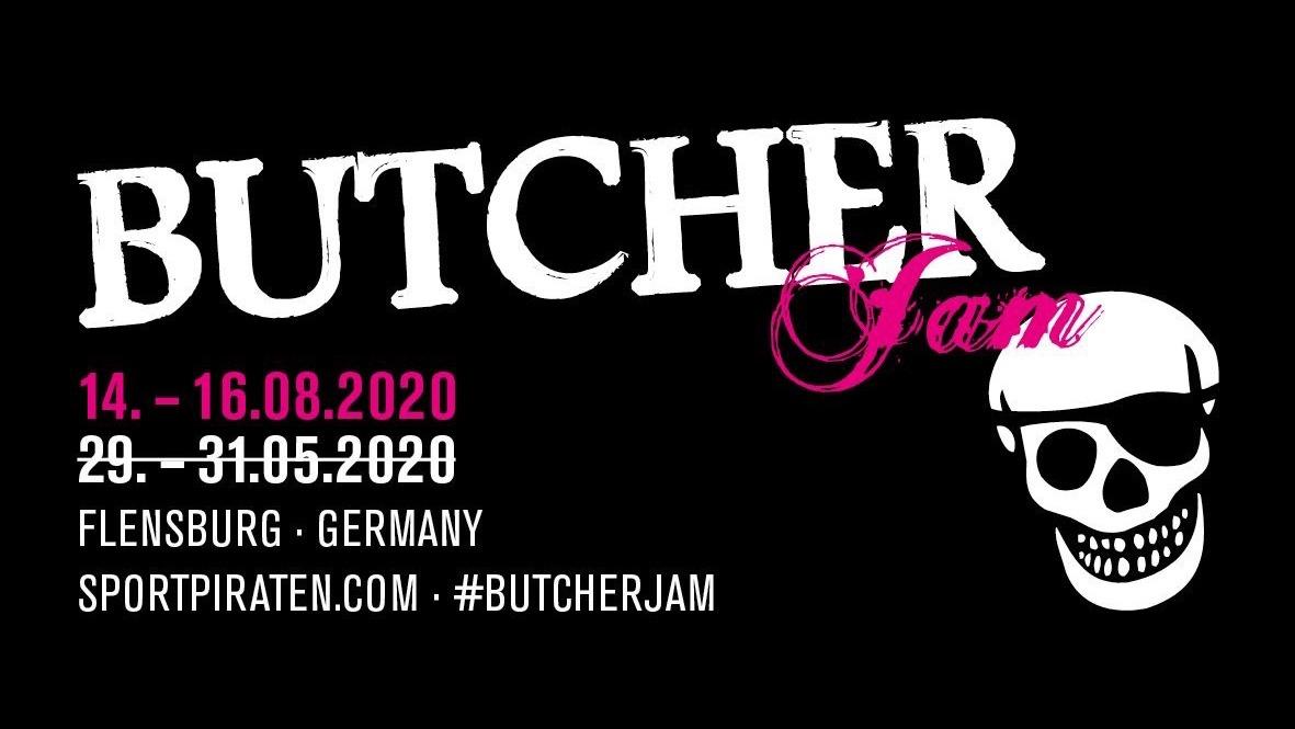 POSTPONED: Butcher Jam 2020 - now 14-16 August