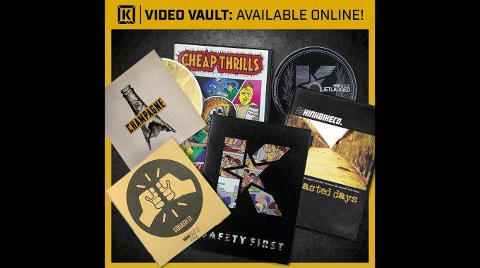 KINK BMX: Video Vault