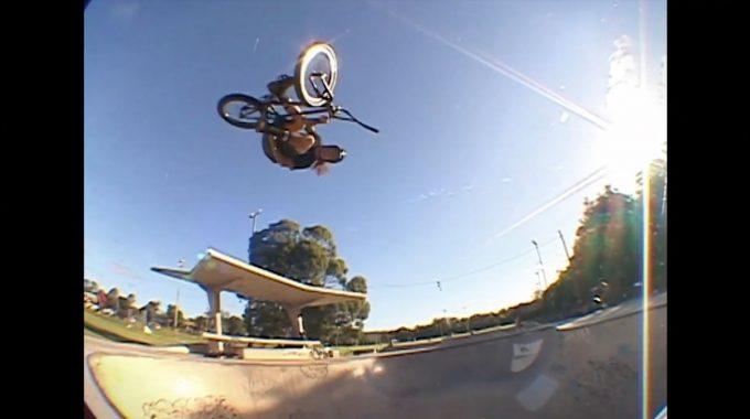 LUXBMX: Cody Pollard / Wilton Hedley - Aeterna split part