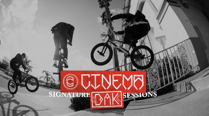 CINEMA BMX: Dakota Roche Signature Sessions