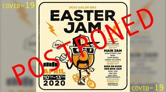 POSTPONED: Mount Hawke Easter Jam 2020