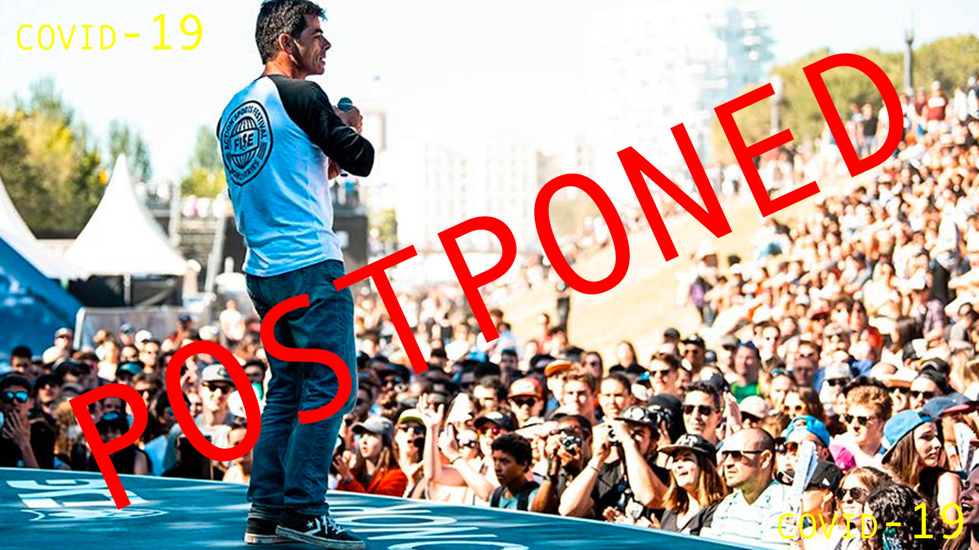 POSTPONED: FISE Montpellier 2020 - new date August TBC