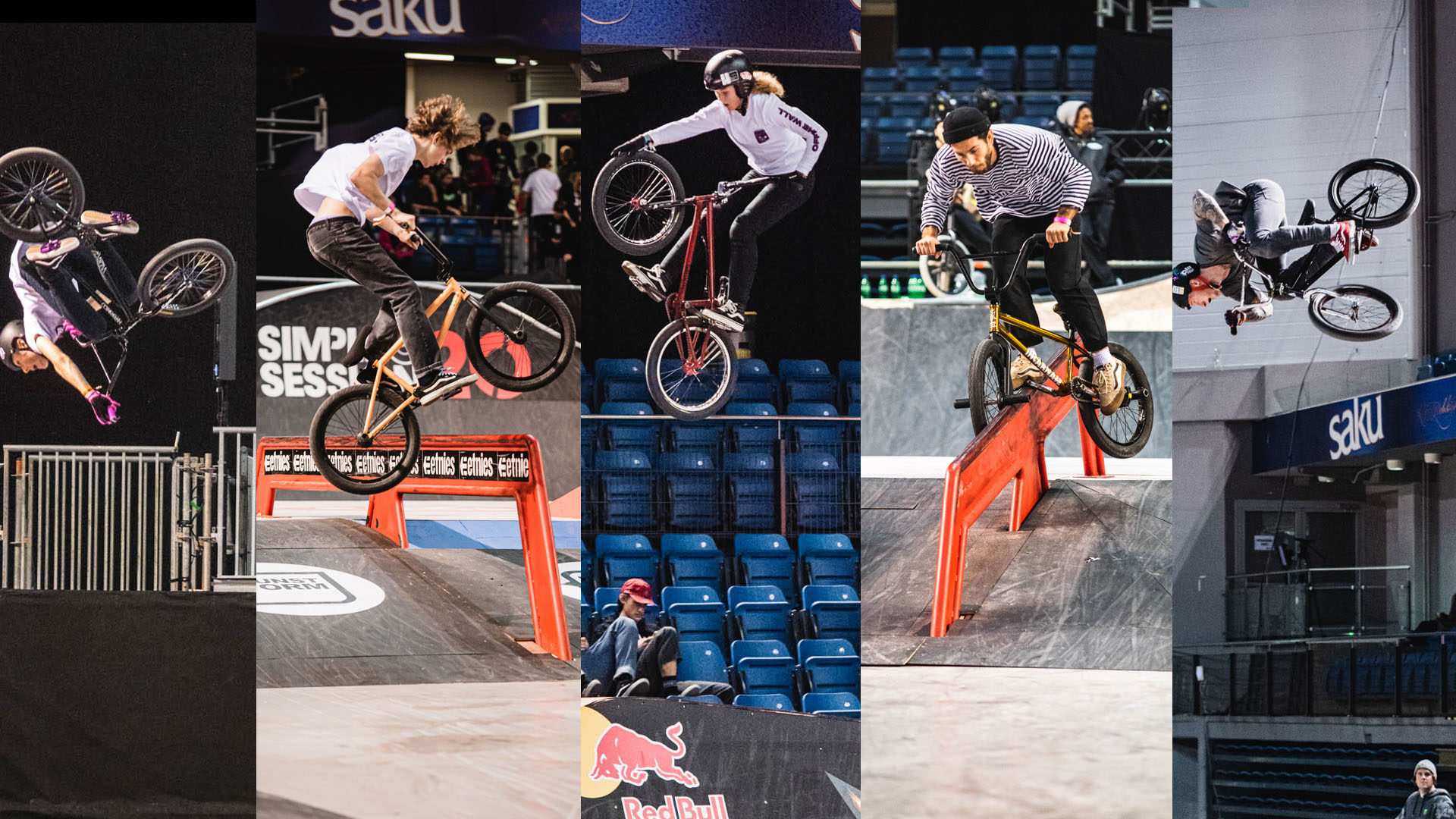 BACKYARD JAM WINNERS: Road to Simple Session 20
