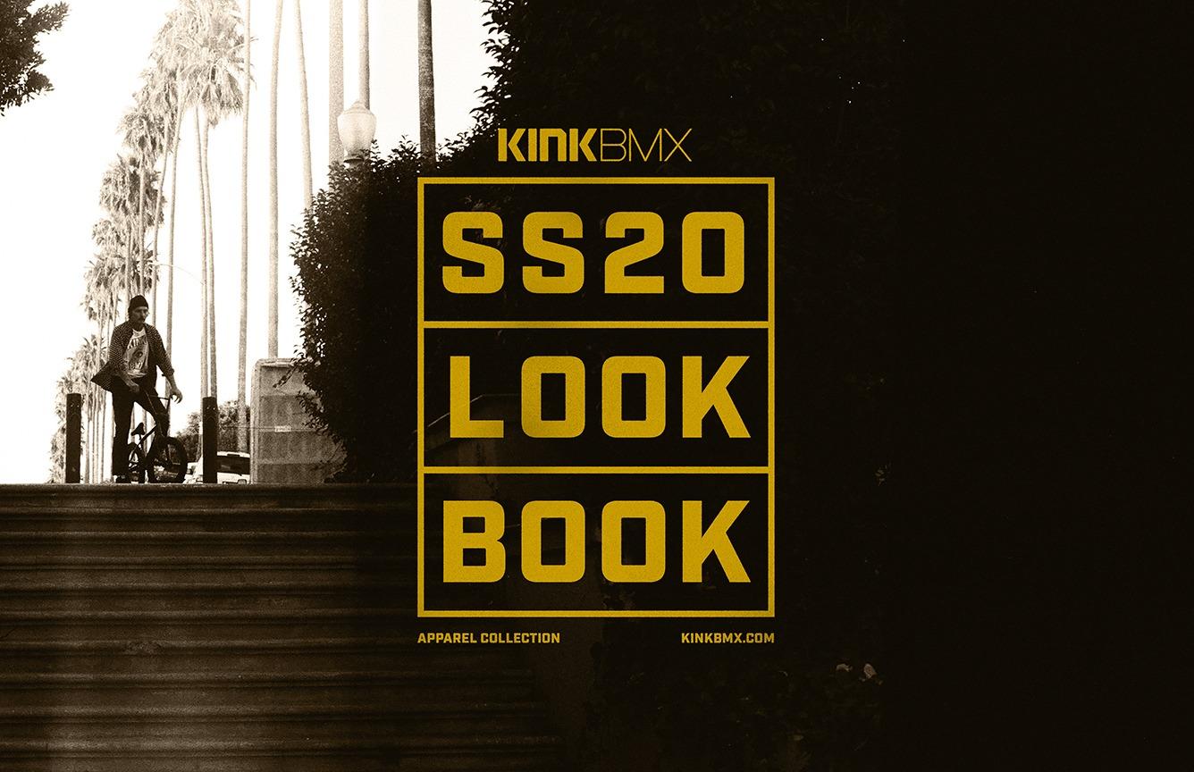 KINK BMX: Spring Summer 2020 Apparel