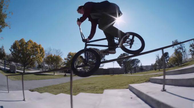KINK BMX: Travis Hughes CHAMPAGNE - Cold Cuts