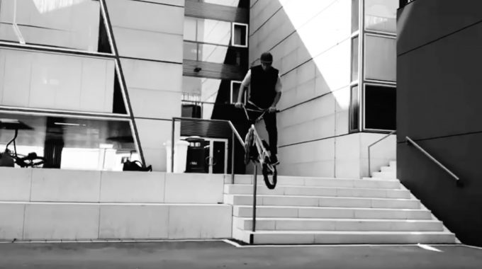 BIJANS BMX: Lost in Luxembourg - part 1